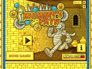 Mummy's path