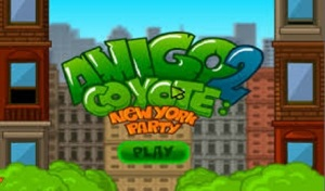 AMIGO COYOTE game