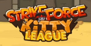 StrikeForce Kitty League game