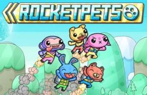 ROCKET PETS game